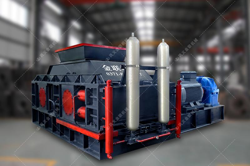 大型液压对辊制砂机