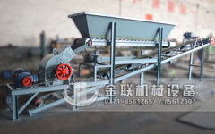 锤式制砂机-可移动锤式制砂机价格-小型锤式制砂机工作原理/图片/视频