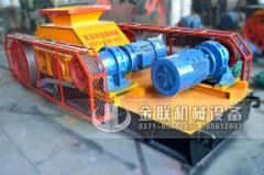86鹅卵石制砂机生产线设备发往广东