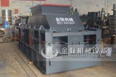 2PG1510大型液压对辊制砂机发货
